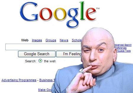 Is GoogleEvil?